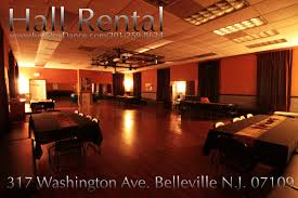 wedding reception halls in belleville nj venue new jersey