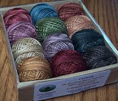 Valdani Color Chart Valdani 3 Strand Cotton Floss Quaker Diamonds Quakers Quilts Rosewood Manor