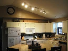 sloped ceiling lighting collection ideas track for vaulted kitchen gallery on livingroom