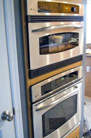 vintage wall oven luxury wall oven trim kit beautiful and stylish a counter microwave with a vintage wall oven