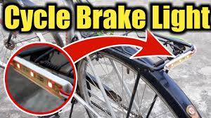 Sticker Light For Cycle How To Make Cycle Brake Light