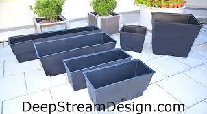 planter box liners plastic planters