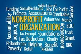 Non Profit Theatre Organization Chart Not For Profit Definition