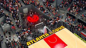Atlanta Hawks Arena Renovation Erases Notion Of Seats And