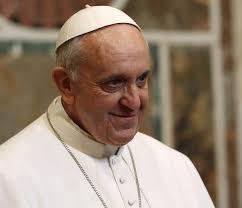Resultado de imagen de foto redonda del papa