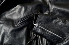 remove gum from leather jacket pictures