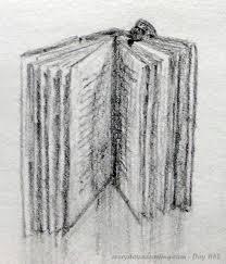 book image drawing