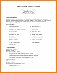 Work History Resume Example 100 resumes work experience examples prefix chart 44