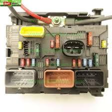 citroen c4 fuse box large used car part stock citroen c4 box fuse bsm l06 00 zekeringkast onder motorkap siemens