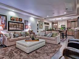 L Shaped Living Dining Room Furniture Layout Living Room Layouts And Ideas Hgtv