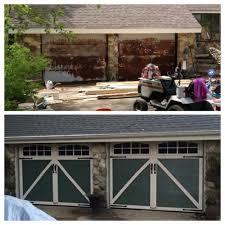 garage door refacingGarage door refacing business we startedneed pricing advice or wh
