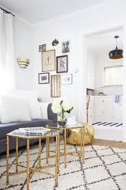 Metallic Home Decor 5 Tips For Mixing Metals The Chriselle Factor