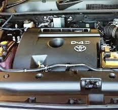 TOYOTA RAV 4 D4D DIESEL ENGINE 2AD FTV AVENSIS 2009-2013