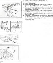 trailer wiring problem nissan forum 7 Pole Trailer Wiring Diagram at 2010 Nissan Frontier Factory Trailer Wiring Harness
