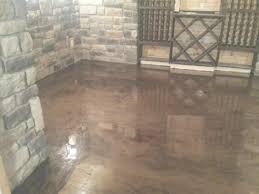 epoxy flooring basement. Lovely Brown-Mocha Metallic Marble Epoxy Flooring - Troy, Mi | In Basement