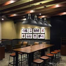bar pendant lighting. Loft Vintage Pendant Lights Retro Lamp Industrial Hanging Lampshade Lamps For Home Decor Restaurant /Bar Lighting Bar