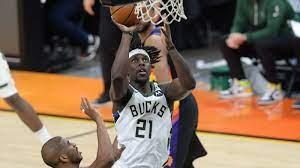 Bucks waste Giannis Antetokounmpo's ...