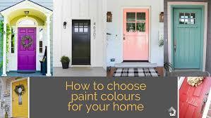 5 tips to choosing your home's external colour scheme