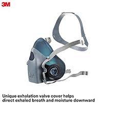 3m Large Half Facepiece Reusable Respirator 7503 37083 Aad Respiratory Protection Large