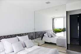 Large Wall Mirrors For Bedroom Bedroom White Mirror Over Bed Decorating Bedroom Gray White
