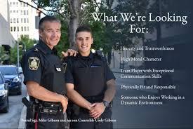Police Officer Skills Winnipeg Police Service Recruiting New Officer