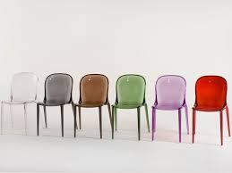 perspex furniture. Kartell Plastic Acrylic Perspex Chairs Ghost Starck Furniture