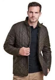 Barbour Mens Chelsea Quilt Jacket - Black MQU0006BK11 - Red Rae ... & Barbour Womens Parceval Wax Jacket - Sage ... Adamdwight.com
