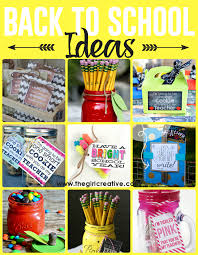 creative diy back to ideas great teacher gift ideas for the first day of
