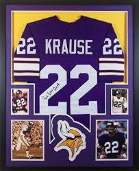Jerseys Krause Paul Krause Paul