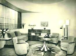 Deco Living Room Mesmerizing Art Deco Living Room Interior Design Pinterest Ideas Inspired Rating