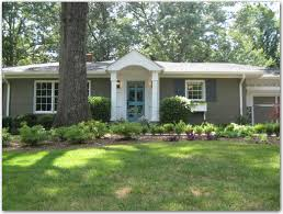 Ranch House Curb Appeal 242 Best Bi Level Curb Appeal Images On Pinterest Backyard Ideas