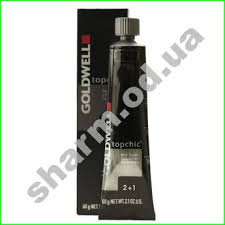 List Of Goldwell Topchic Colour Chart Colour Image Results