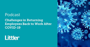 challenges in returning employees back
