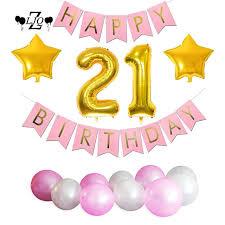 1st birthday banner zljq girl 1st 2nd 3rd 10th 18th 21st 30th birthday decorations