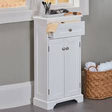 small bathroom furniture cabinets. weatherby white bathroom cabinet u2013 its slim design and small stature make it a perfect storage furniture cabinets