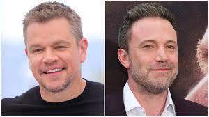 Matt Damon Speaks Out On Ben Affleck ...