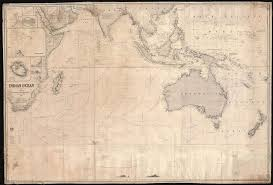 Imray Or Admiralty Charts Indian Ocean Geographicus Rare Antique Maps
