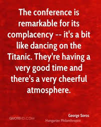 Complacency Quotes