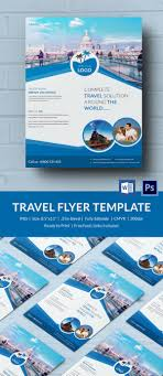 best microsoft word flyer templates premium templates tourist travel flyer template
