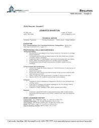 Abilities In Resume Skills For Resume Examples Skills And Abilities For Resume
