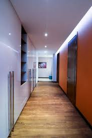 modern hallway lighting. apartments hallway wooden floor lighting ceiling lamp door window home architectural designers ideas decorating interior modern s