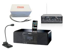 sound system kit. economical mri patient stereo sound system kit model is-2002 r
