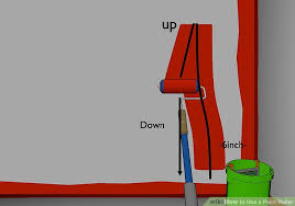 image titled use a paint roller step 3