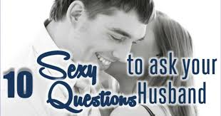 Is your husband sexy