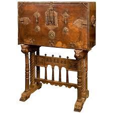 furniture spanish. 16th century spanish renaissance vargueno furniture