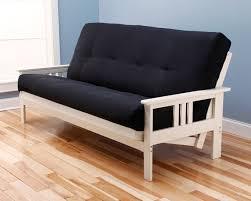 monterey full futon set antique white by kodiak kodiak