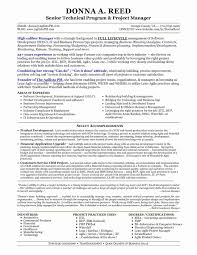 Sample Resume For Product Manager Examples 14 Elegant Product