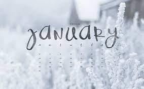 January Wallpaper on HipWallpaper ...