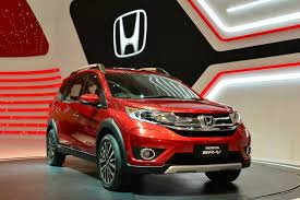 new car 2016 thaiIndiabound Honda BRV 7Seater Compact SUV Launched in Thailand