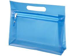 Купить Прозрачная косметичка Paulo, синий 10248602 с ...